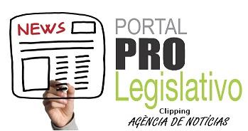 Pro Legislativo - Agência de Notícias menor