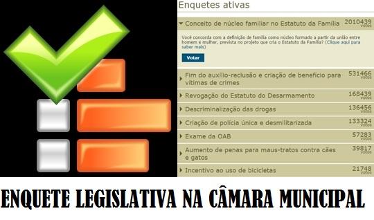 Enquete Legislativa